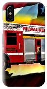 Milwaukee Truck 6 IPhone Case