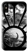 Minaret Through Glass IPhone Case