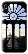 Minaret Through Window IPhone Case
