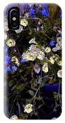 Mini Petunias IPhone Case