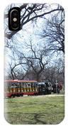 Mini Train Ride IPhone Case