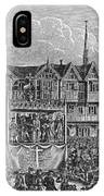 Miracle Play, 15th Century IPhone Case