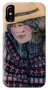 Mirage Girl IPhone Case