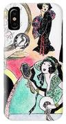 Mirror Ladies IPhone Case