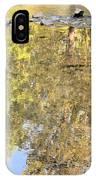 Mirroring Autumn IPhone Case