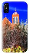 Mission In Silver City Nm IPhone Case