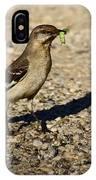 Mockingbird Meal IPhone Case