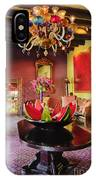Modern Dining Area IPhone Case