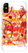 Modern Drawing 105 IPhone Case