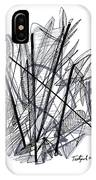 Modern Drawing 112 IPhone Case