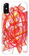 Modern Drawing 113 IPhone Case