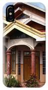 Modern Minehasa Home 1 IPhone Case
