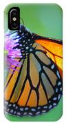 Monarch Glow IPhone Case