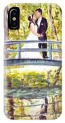 Monet Wedding IPhone Case