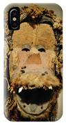 Monkey Of The Tribe IPhone Case