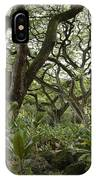 Monkeypod Trees IPhone Case