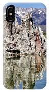 Mono Lake Yosemite IPhone Case