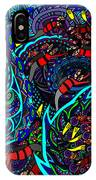 Monster Wave IPhone Case