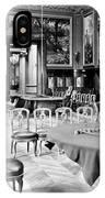 Monte Carlo - Gambling Hall - C 1900 IPhone Case