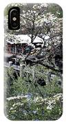 Montreat In Spring IPhone Case