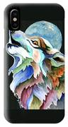Moon Song IPhone Case