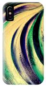 Moonlight In Water Fall IPhone Case