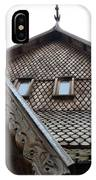 Moorhead Stave Church 13 IPhone Case