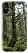 More Island Tree Art IPhone Case