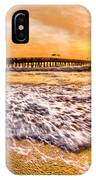 Morning Gold Rush IPhone Case