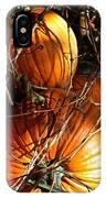 Morning Pumpkins IPhone Case