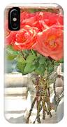 Morning Roses IPhone Case
