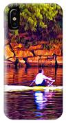 Morning Row IPhone Case