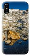Morning Sun On Angel Lake IPhone Case