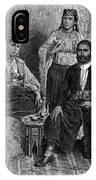 Moroccan Jews, C1892 IPhone Case
