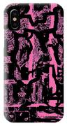 Morph Eruption 2 IPhone Case