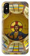 Mosaic Christ IPhone Case