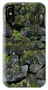 Moss And Stone IPhone Case