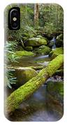 Moss Flourishing IPhone Case