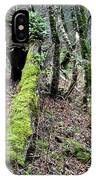 Mossey Log IPhone Case