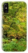 Mossy Rainforest IPhone Case