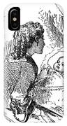 Mother And Child, 1873 IPhone Case