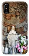 Mother Mary 2 IPhone Case