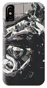 Motorcycle Ride - Five IPhone Case