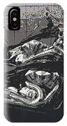 Motorcycle Ride - Two IPhone Case