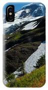 Mount Baker Floral Bouquet IPhone Case