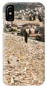 Mount Of Olives IPhone Case