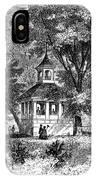 Mount Vernon, 1883 IPhone Case