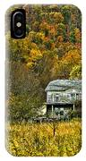 Mountain Home Painted IPhone Case