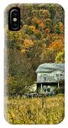 Mountain Home IPhone Case