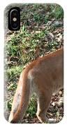 Mountain Lion IPhone Case